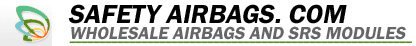 Buy  airbags at wholesale prices. Used and new airbag repair and replacement